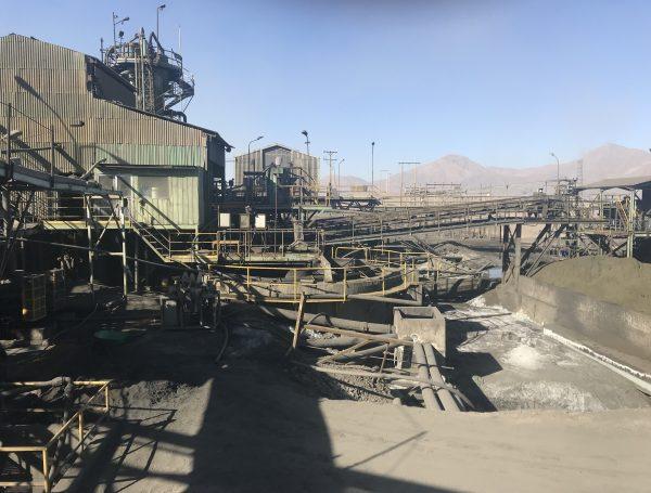Aporte al empleo y la industria minera
