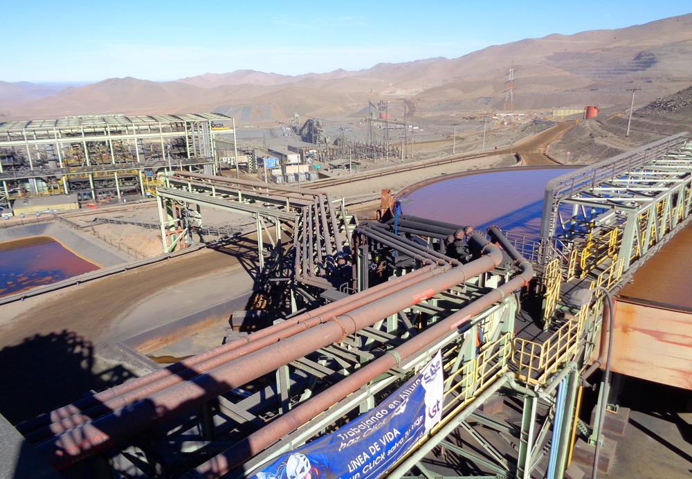 Ingeniería prefactibilidad de adecuaciones para la optimización de producción de planta Cerro Negro Norte